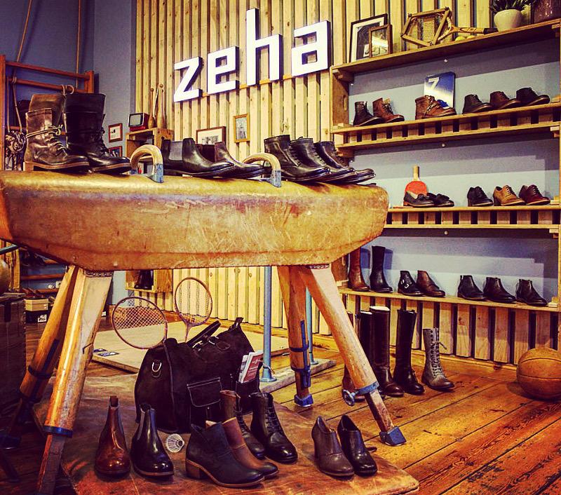 ZEHA Urban Classics Winter Collection 2016