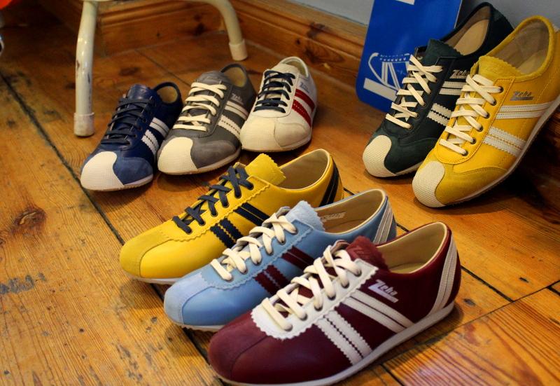 Zeha Streetwear Retro Sneaker