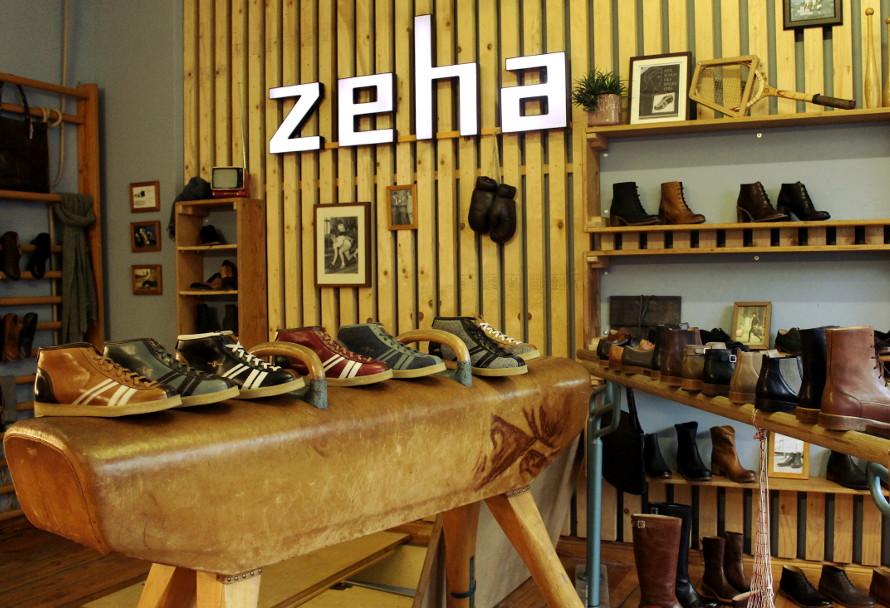 Zeha Berlin Store Prenzlauer Berg 2017