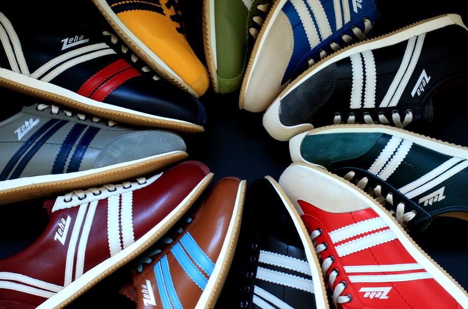 Zeha Streetwear Sneaker Sommer 2017