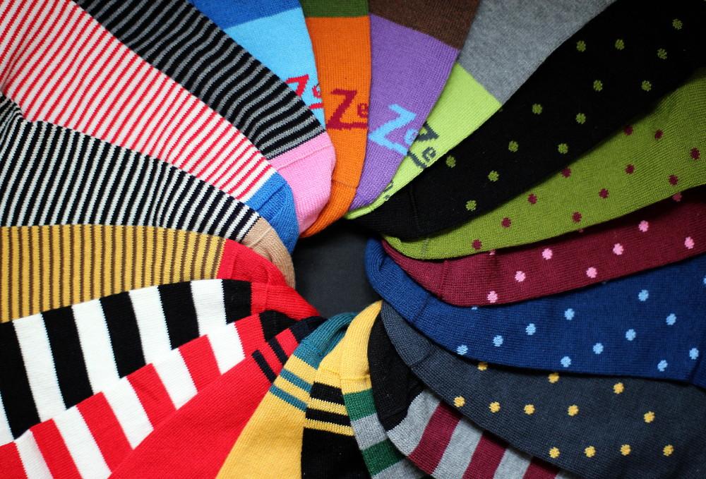 Zeha Berlin Socken Kollektion 2017