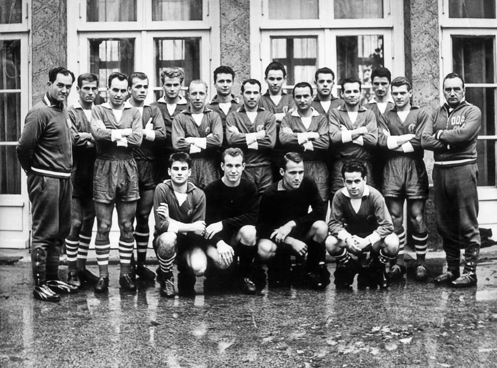 Zeha DDR-Fußballnationalmannschaft