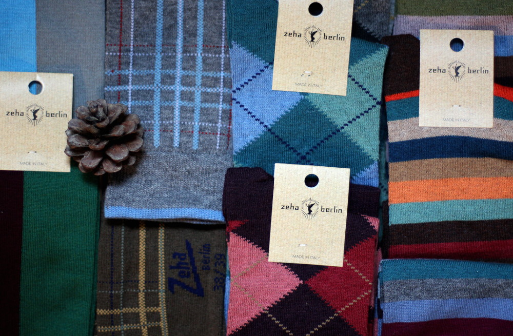Zeha Berlin Wintersocken 2017