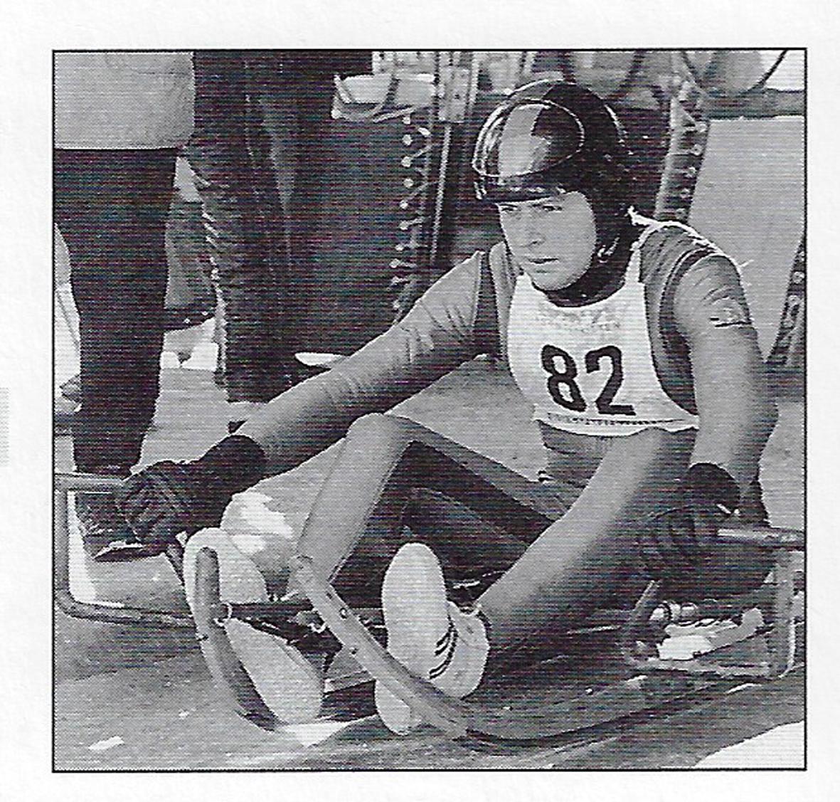 Hörnlein aus Gaden Wolf Lölke - 1998 Thüringer Olympiasieger, Welt- und Europameister des XX. Jahrhunderts.