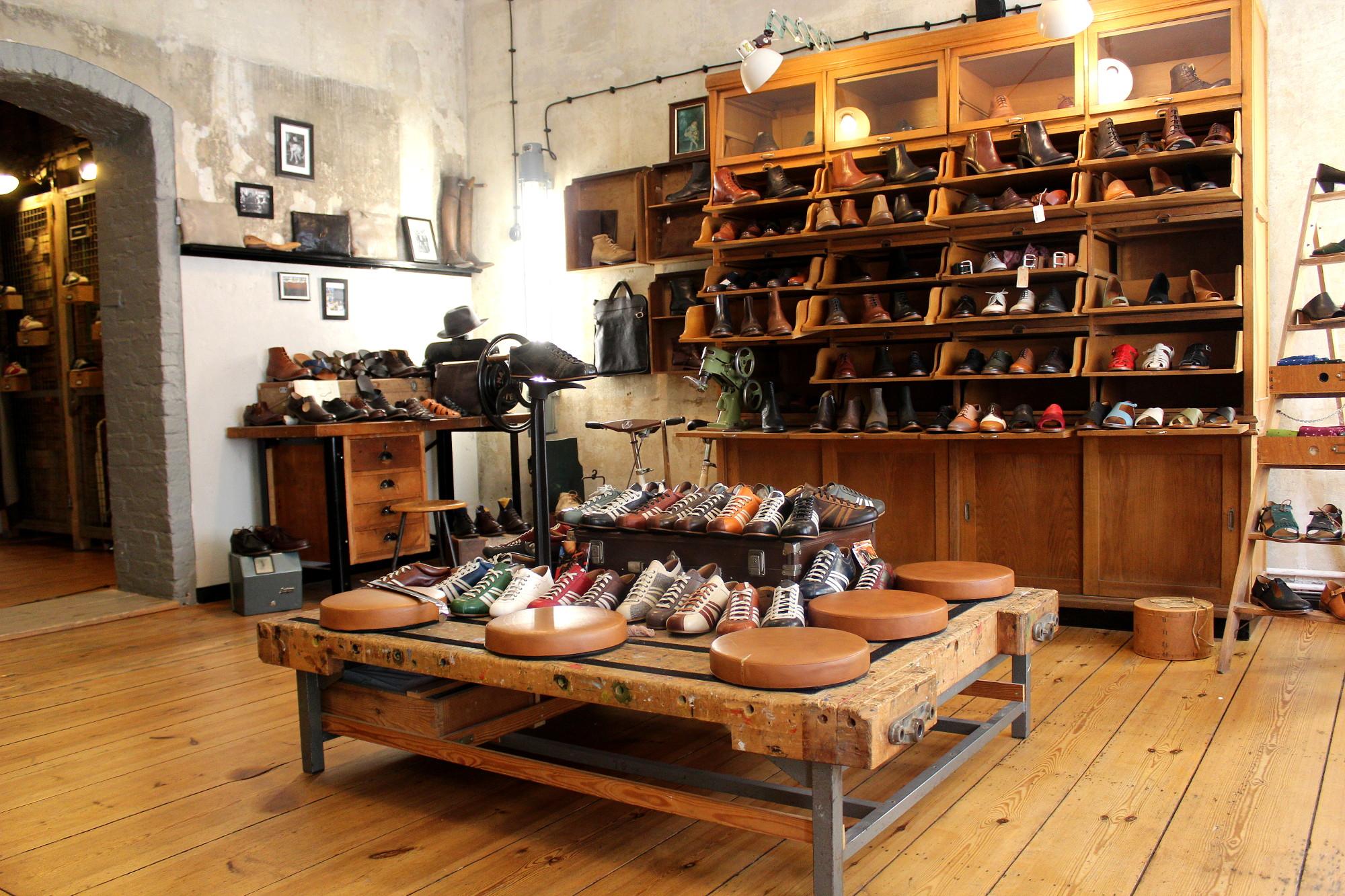Zeha Berlin Store Kreuzberg