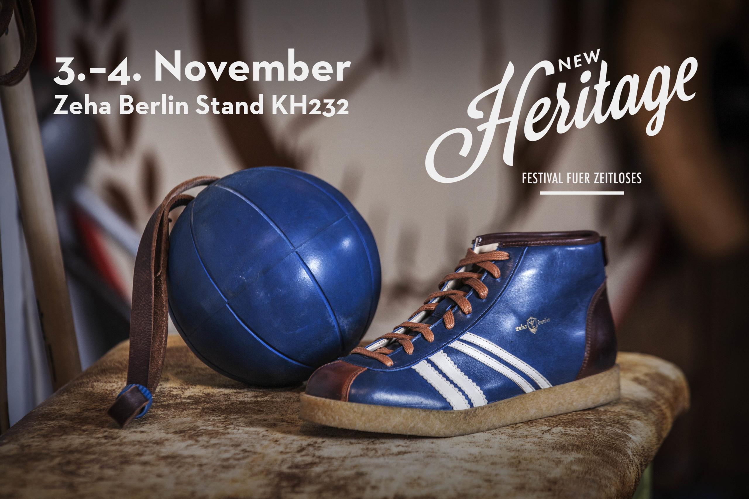 new heritage zeha berlin 2018