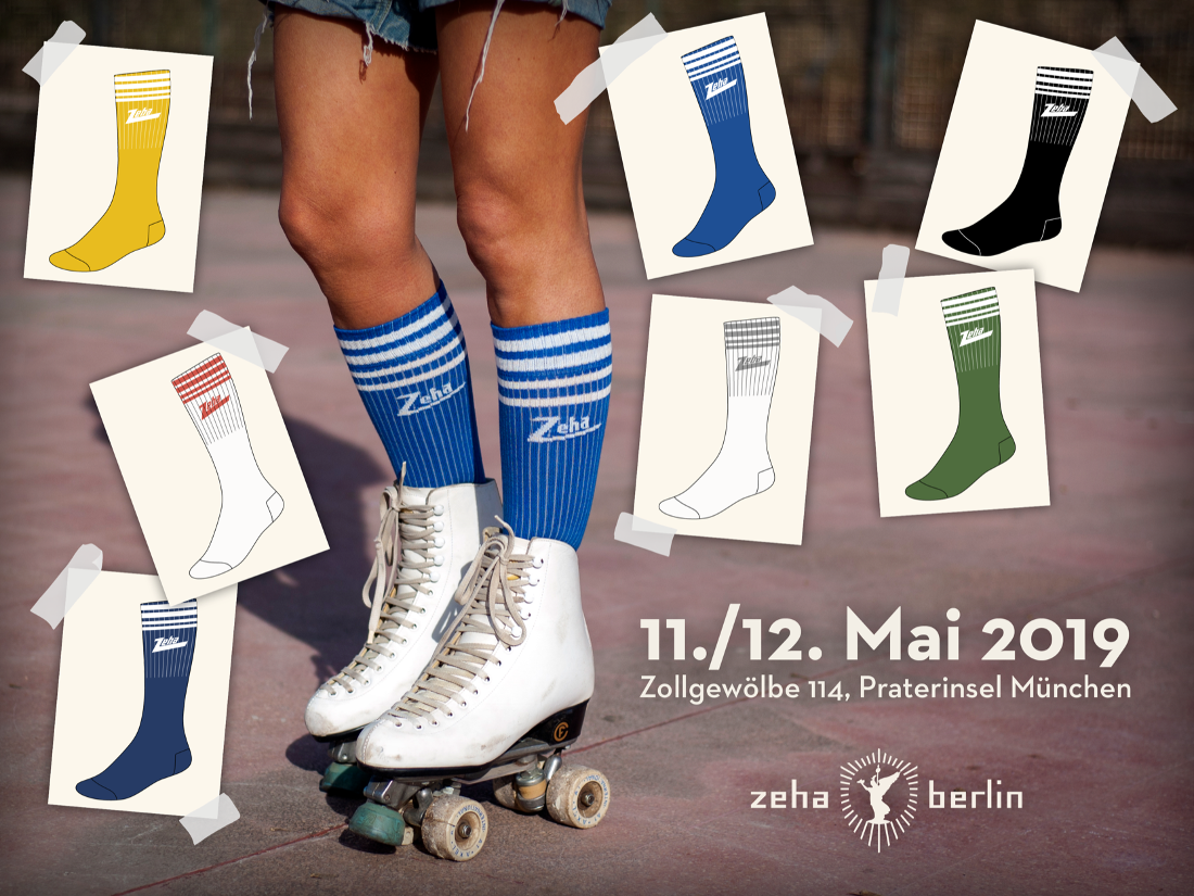 New Heritag München 2019 Zeha Berlin