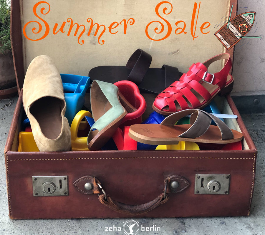 Summer Sale Zeha Berlin 2019