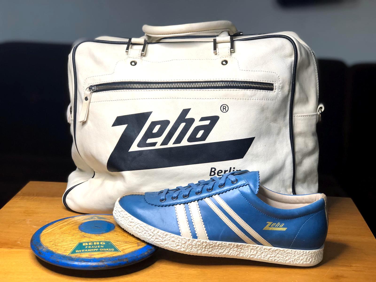 Zeha Berlin Low-Top Sneaker Rekord