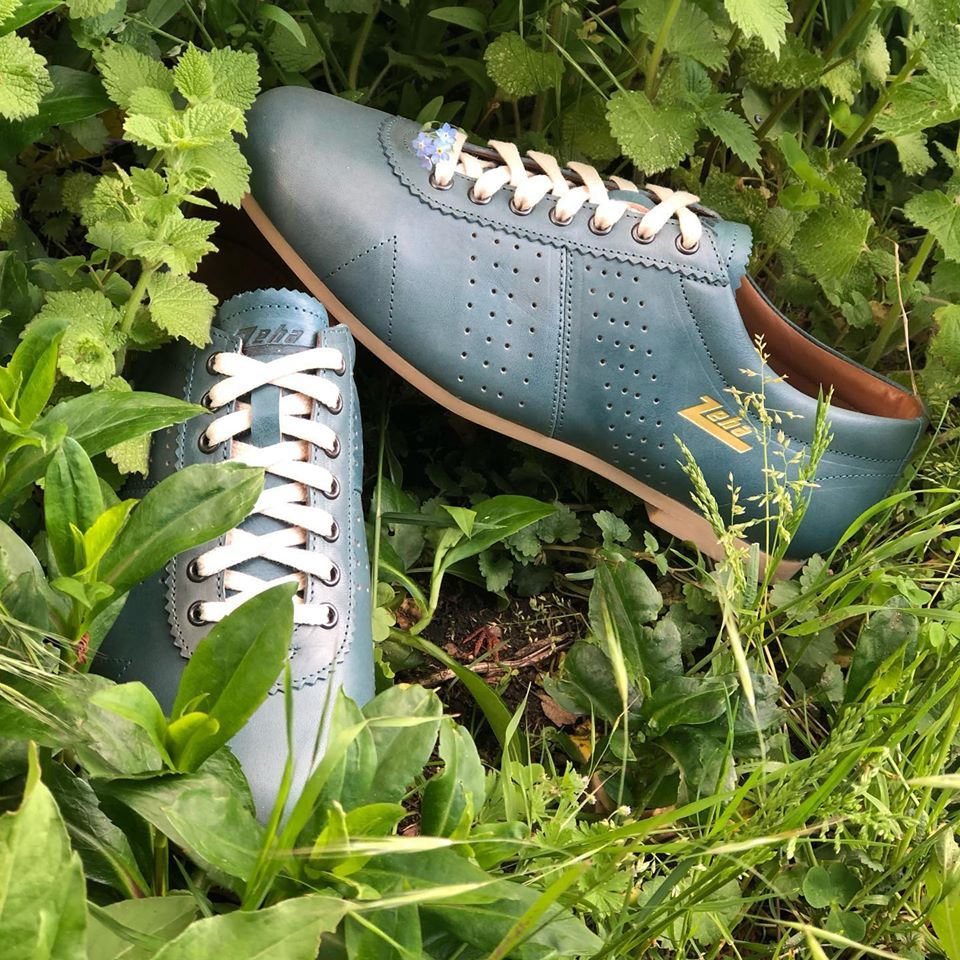 Zeha Berlin Sneaker Favorit in blau
