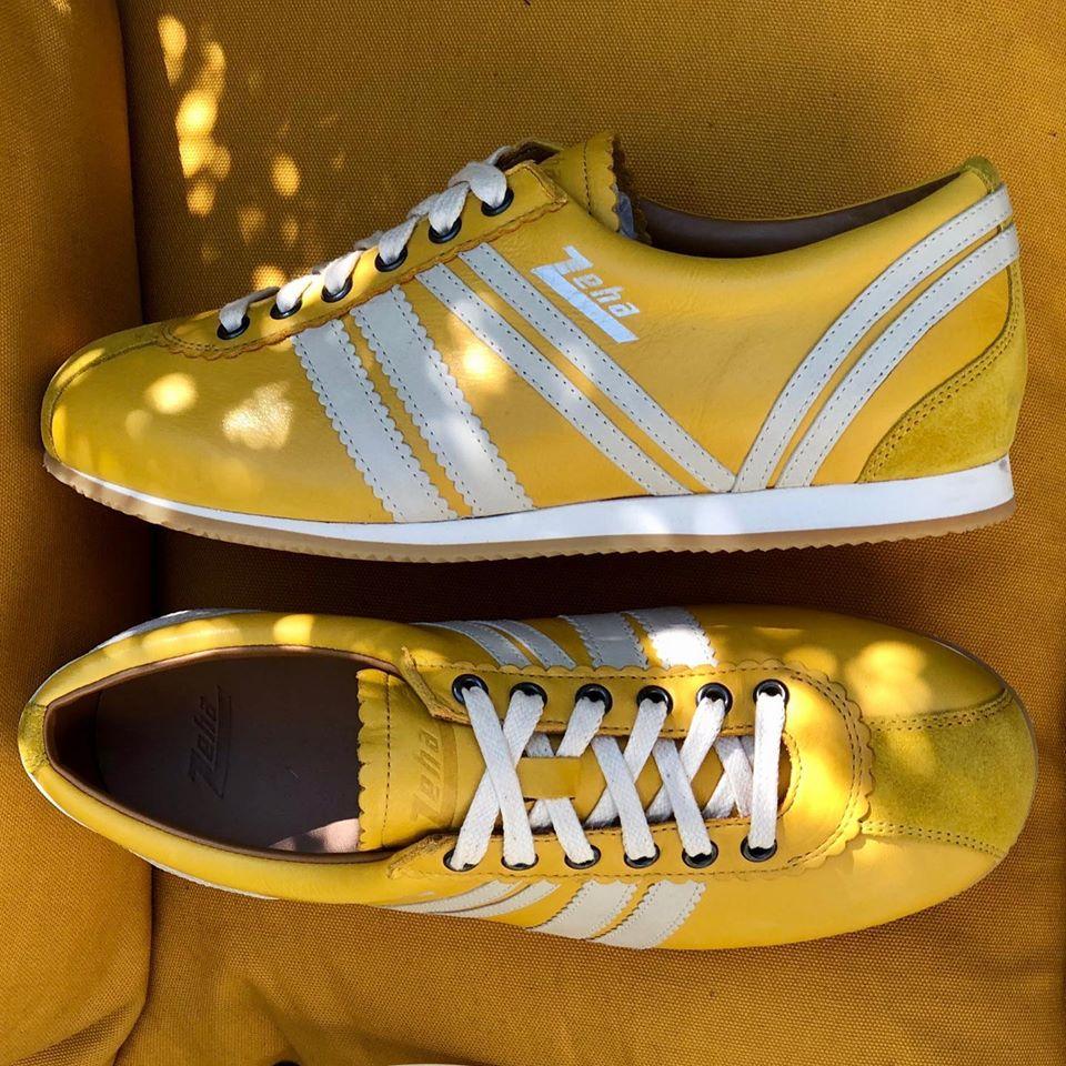 Streetwear Olympia gelb Zeha Berlin Summer 2020
