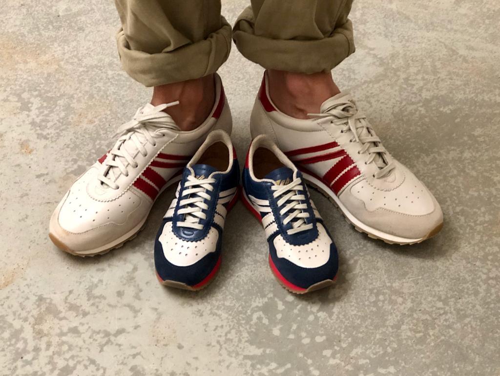 Zeha Berlin Marathon Sneaker jetzt auch für Kids