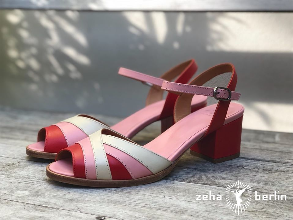 Zeha Berlin Urban Classics Sandals for Women Summer 2020