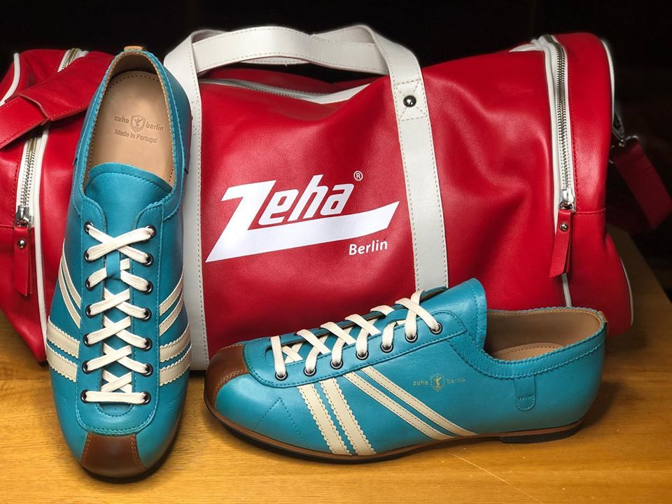 Zeha Berlin Sneaker Club türkis