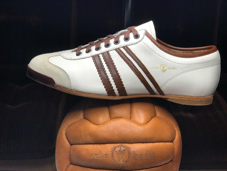 Zeha Berlin Carl Hässner Sneaker weiß