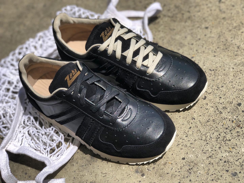Zeha Berlin Marathon Sneaker schwarz