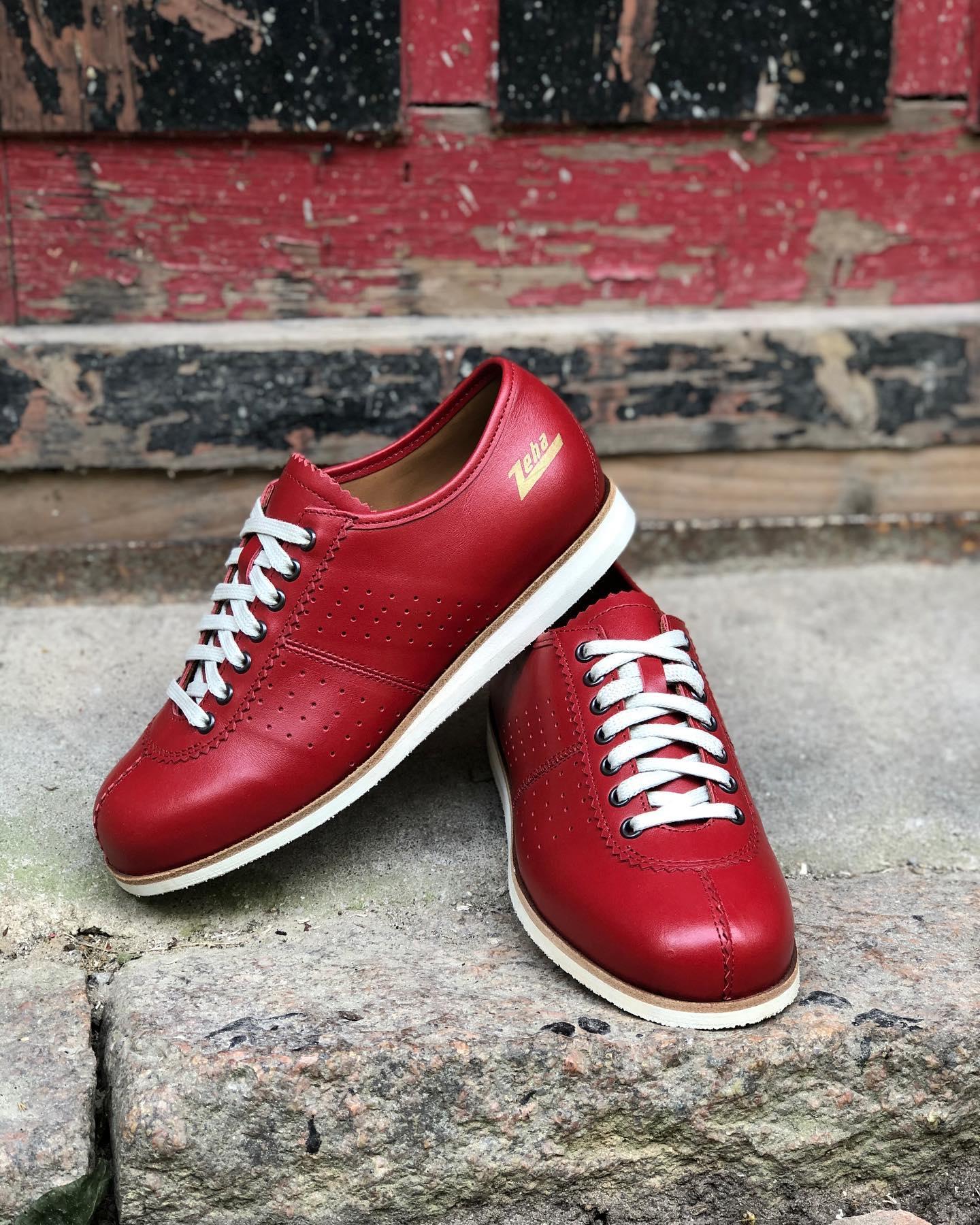 Zeha Berlin Sneaker Binz rot