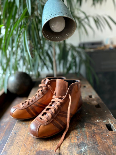 Zeha Berlin Sneaker Derby Carl Hässner Collection