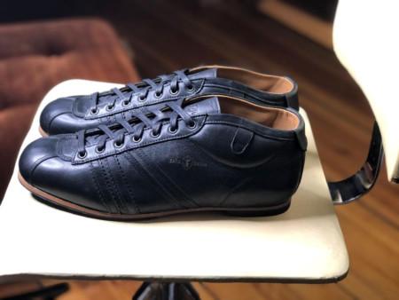 Zeha Berlin Sneaker Libero in black Carl Hässner Collection