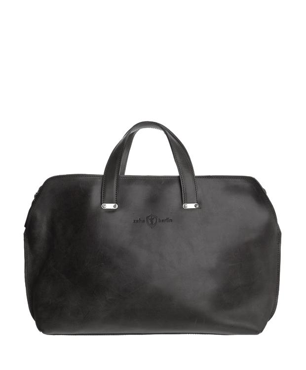 ZEHA BERLIN Accessories Bags cow hide leather Unisex black