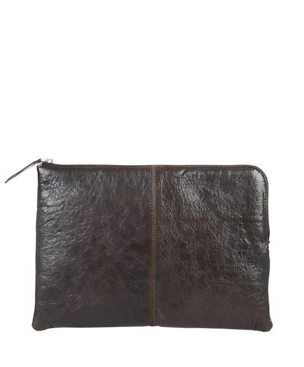 Clutch - leather case