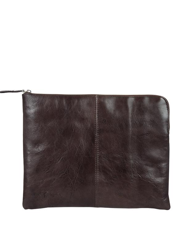 ZEHA BERLIN Accessories Bags cow hide leather Unisex grey