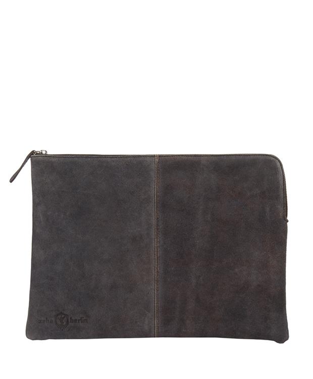 ZEHA BERLIN Accessories Bags cow hide leather Unisex dark blue