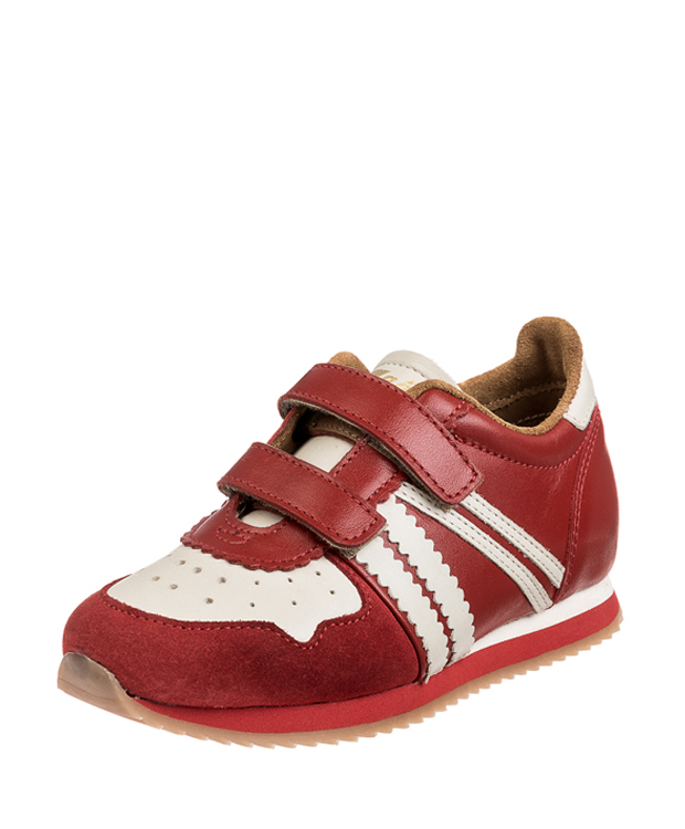 ZEHA BERLIN Streetwear Marathon calf leather child
