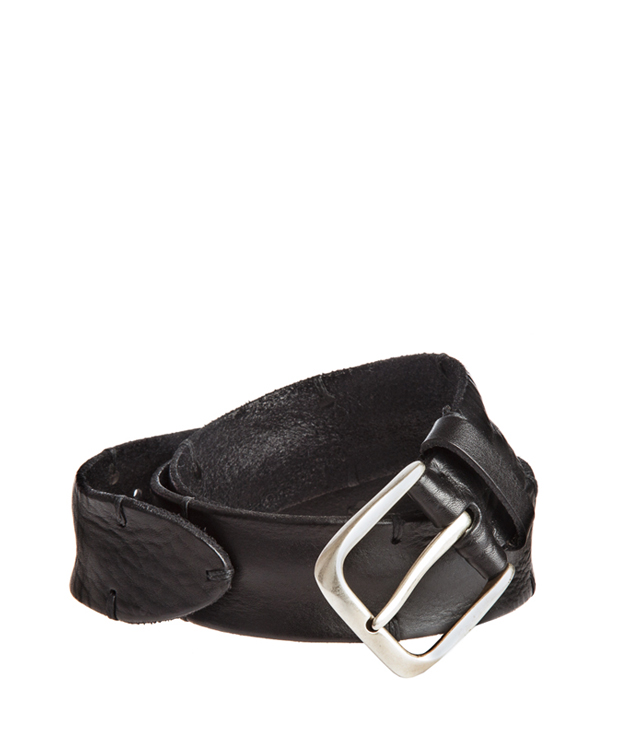 ZEHA BERLIN Accessoires Belts cow hide leather Unisex black