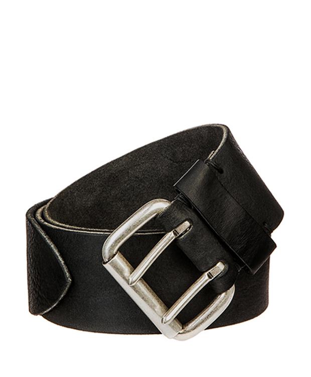 ZEHA BERLIN Accessoires Belts calf leather Unisex black