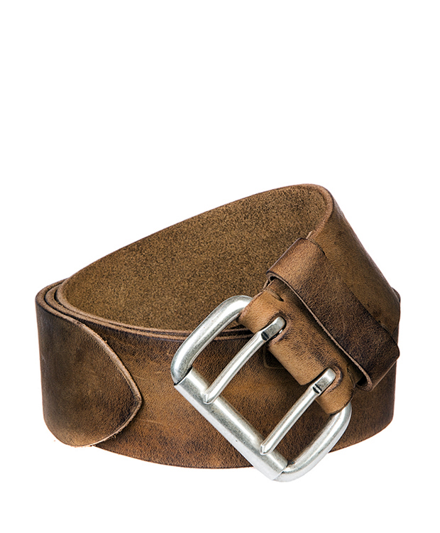 ZEHA BERLIN Accessoires Belts calf leather Unisex brown