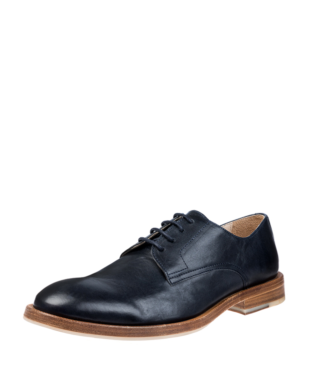 ZEHA BERLIN Urban Classics Dress shoe calf leather men blue
