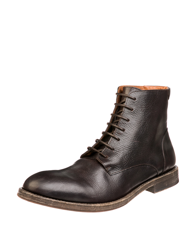 ZEHA BERLIN Urban Classics Men Ankle boot calf leather Men dark brown