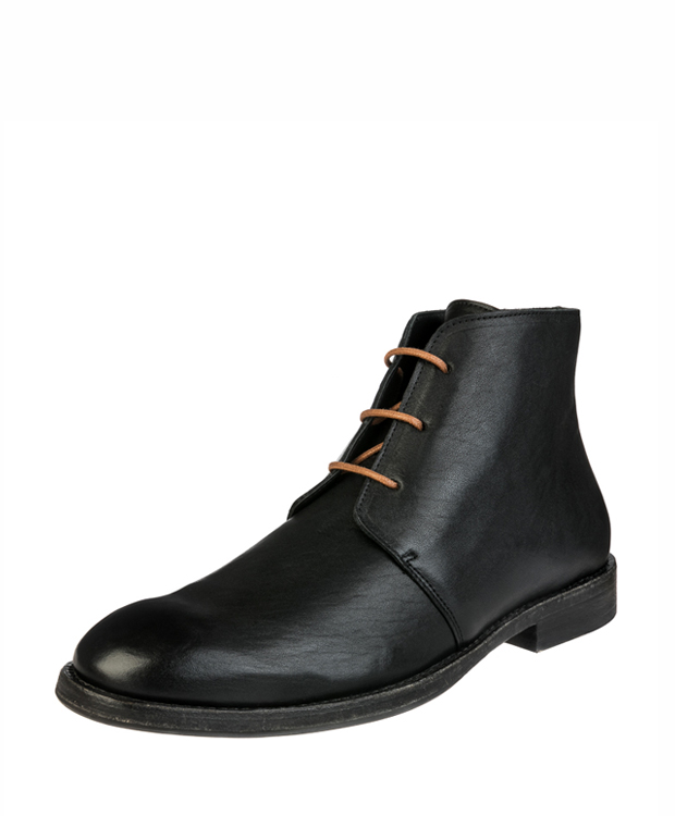 ZEHA BERLIN Urban Classics Ankle boot calf leather men black