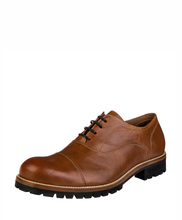 ZEHA BERLIN Urban Classics Dress shoe calf leather men cognac