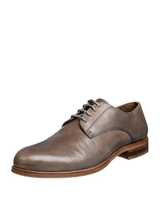 ZEHA BERLIN Urban Classics Men Dress shoe cow leather, flank Men grey