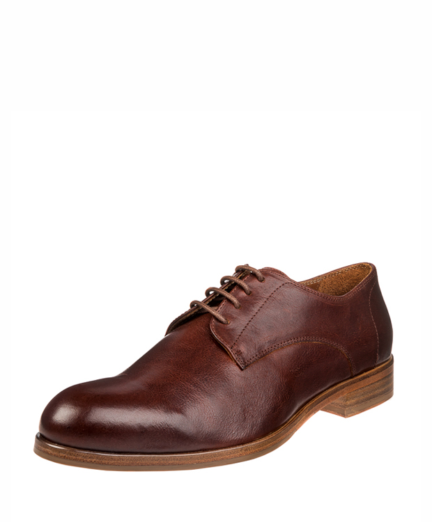ZEHA BERLIN Urban Classics Dress shoe calf leather Unisex medium brown