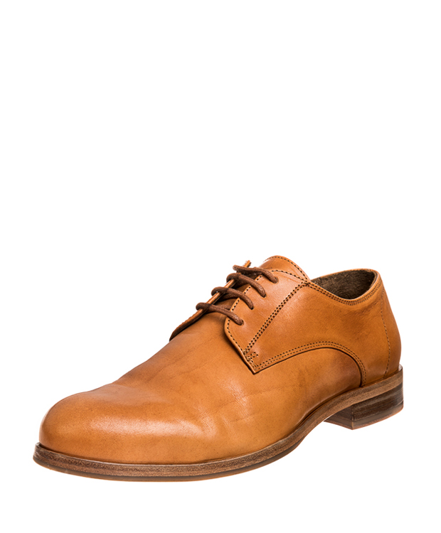 ZEHA BERLIN Urban Classics Men Dress shoe cow leather, flank Men cognac