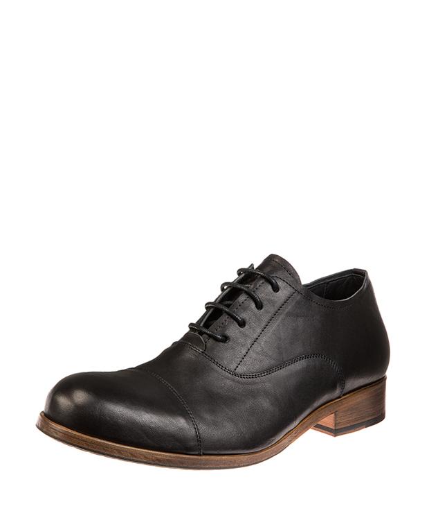 ZEHA BERLIN Urban Classics Men Dress shoe horse leather Men black