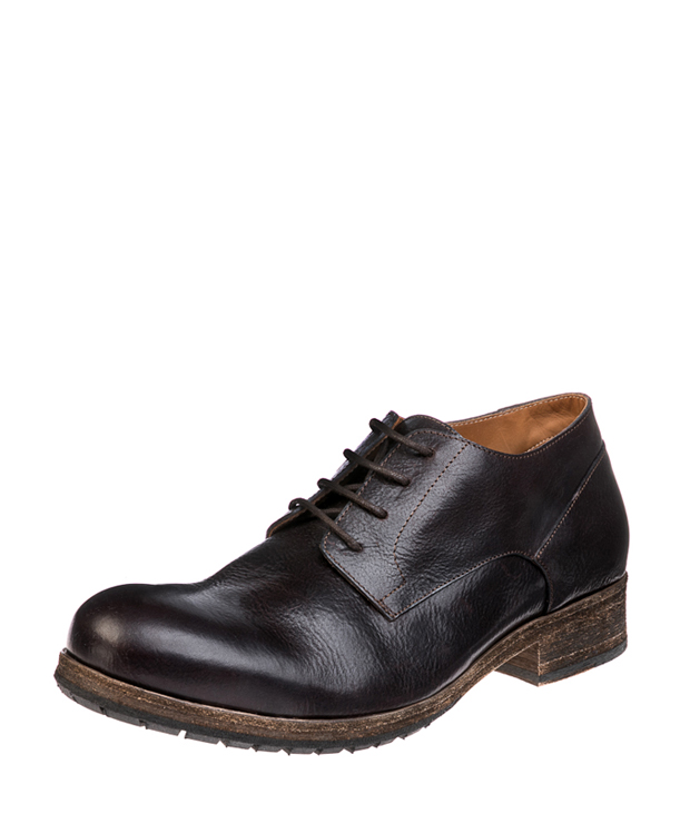 ZEHA BERLIN Urban Classics Men Dress shoe calf leather Men dark brown