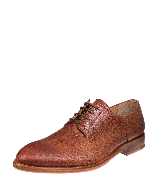 ZEHA BERLIN Urban Classics Women Dress shoe calf leather women cognac