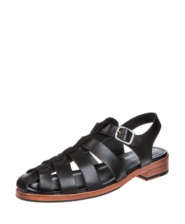 ZEHA BERLIN Urban Classics Women Sandals calf leather women black