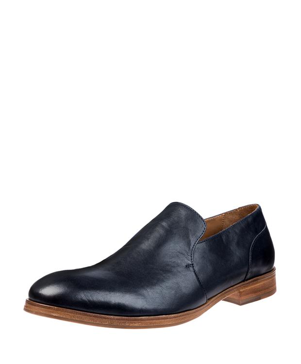 ZEHA BERLIN Urban Classics Slipper calf leather men blue