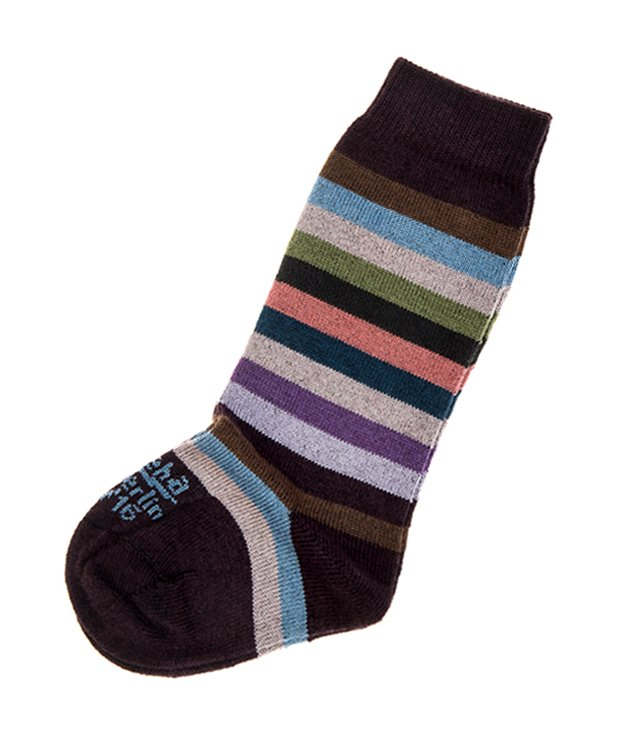 ZEHA BERLIN Accessoires Socks Child muticolour / bordeaux