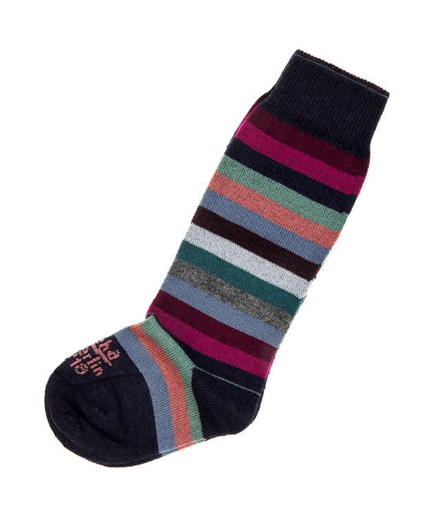 ZEHA BERLIN Accessoires Baby- & Kindersocken Kind multicolour / dunkelblau