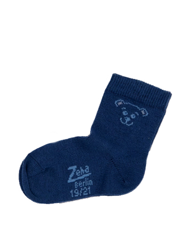 ZEHA BERLIN Accessoires Socks Child blue / light blue