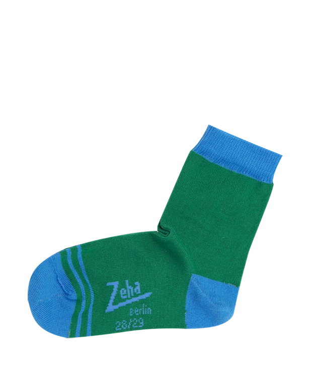 ZEHA BERLIN Accessories Socks child green / mint turquoise