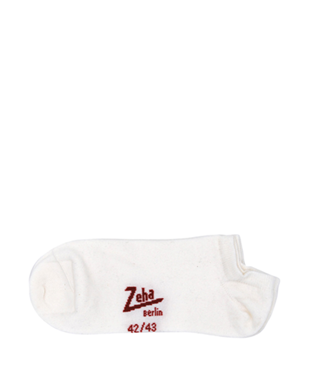 ZEHA BERLIN Accessoires Socks Unisex cream / red