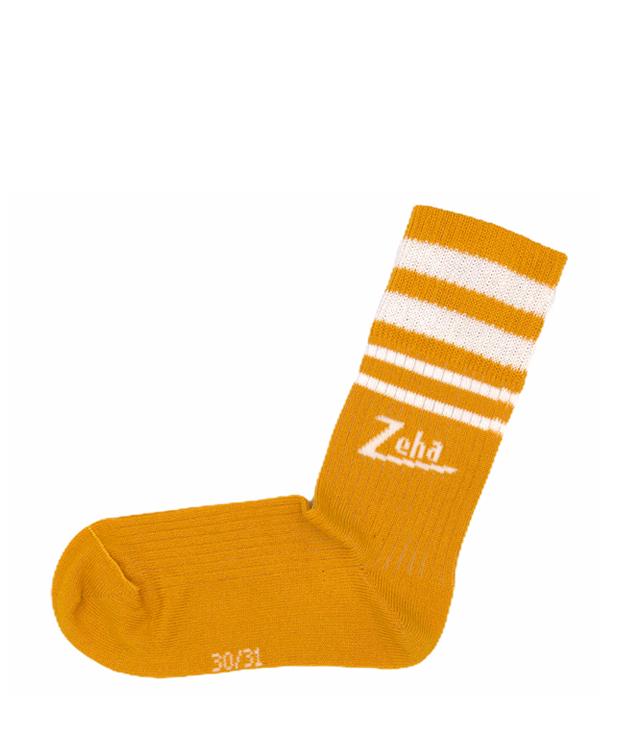 ZEHA BERLIN Accessories Baby- & children socks Unisex yellow / cream