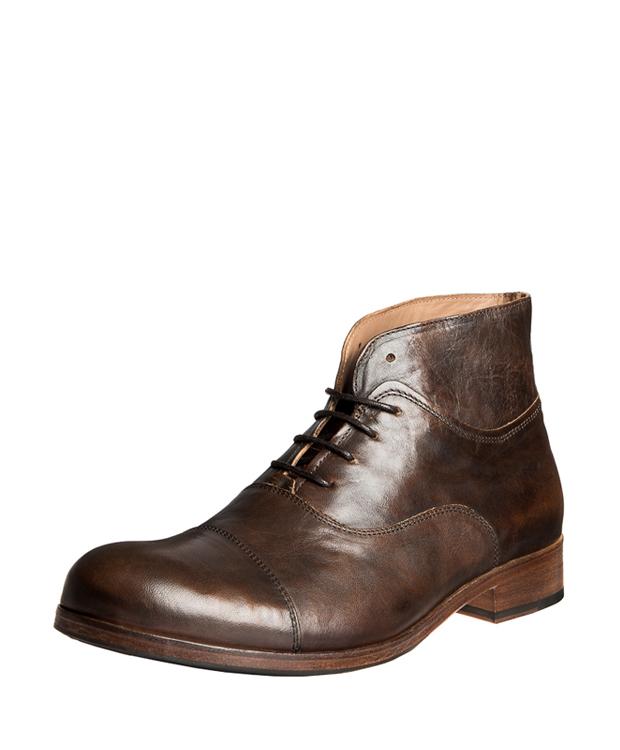 ZEHA BERLIN Urban Classics Ankle boot calf leather men cognac